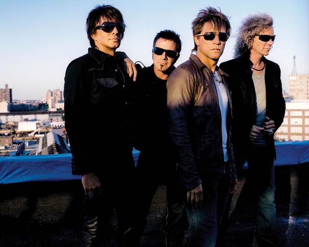 Bon Jovi, Bon Jovi ziehen in die Londoner O2 Arena ein!