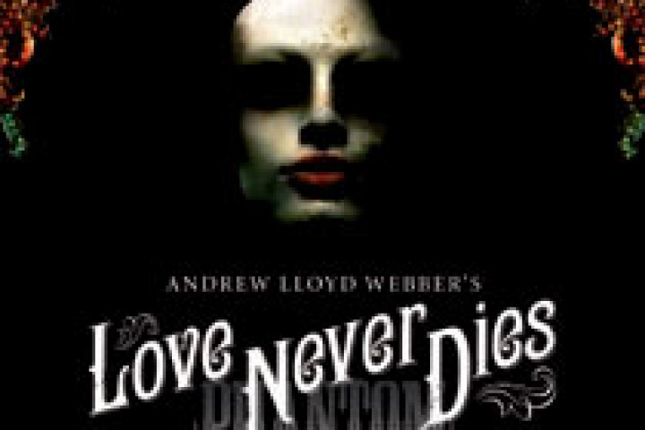 Love Never dies cover