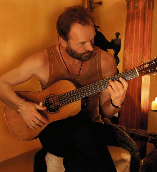 Sting,  Sting - exklusives Konzert am 17. Dezember in Baden-Baden