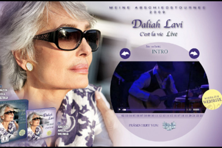 daliah lavi artist webwheel
