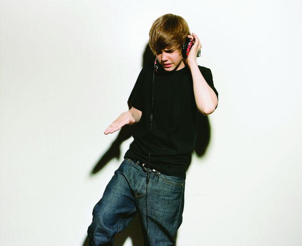Justin Bieber, Justin liebt die deutschen Girls