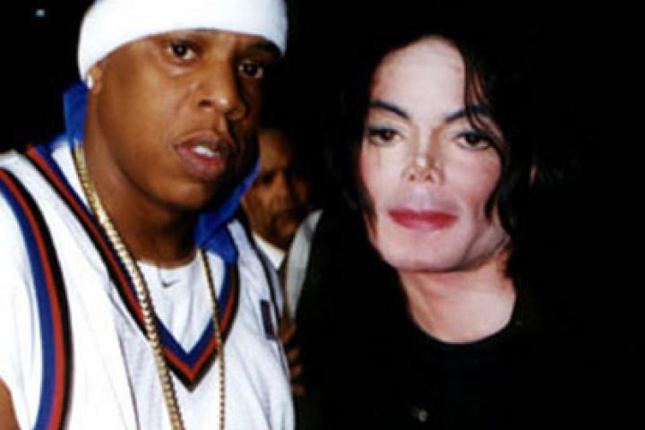 Jay-Z + Michael Jackson