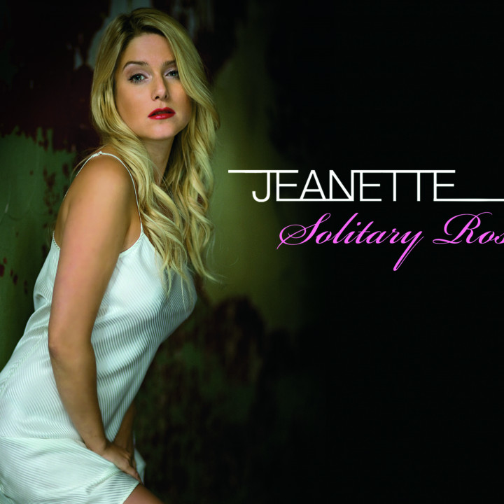 Jeanette Solitary Rose Cover 2009