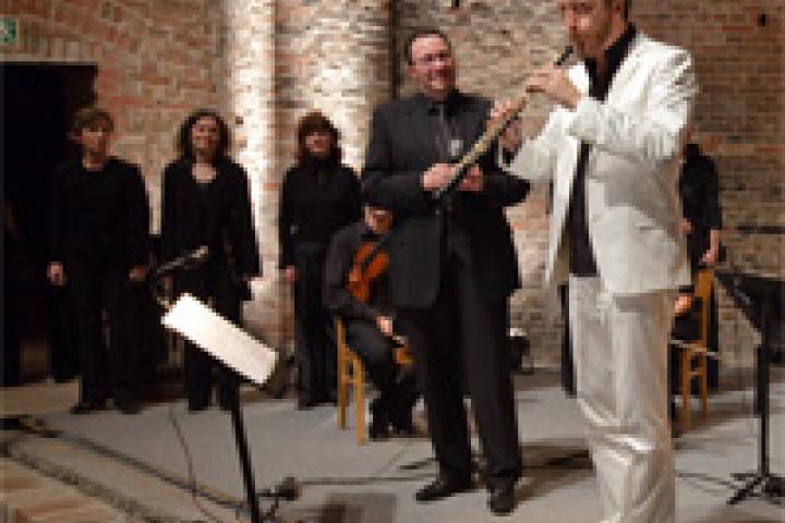 Albrecht Mayer, Bach, Presentation, Elisabeth Kirche @ Peter Adamik