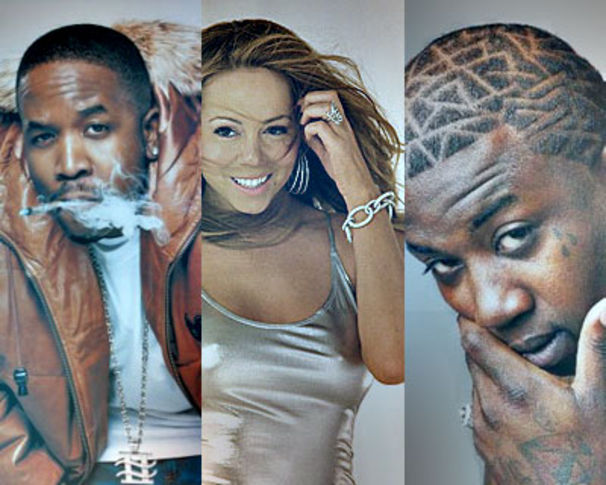 Mariah Carey, Hört Mariah's H.A.T.E.U. RMX feat. Big Boi + Gucci Mane