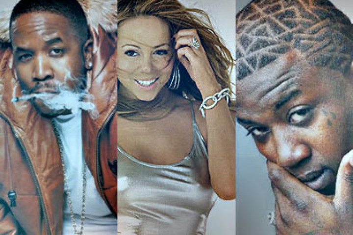 Mariah Carey, Big Boi & Gucci Mane