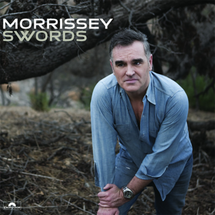 Morrissey Sword Cover 2009