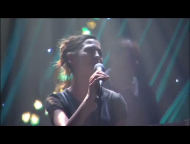 Berry - Le Bonhour live © Erwan Balanant