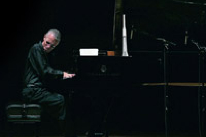 Keith Jarrett @ Carnegie Hall © ECM