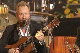 Sting, Soul Cake (live)