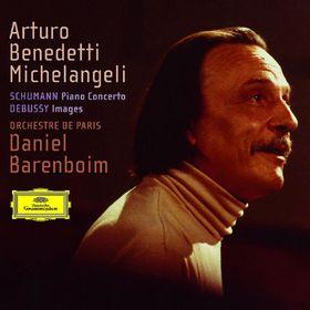 Daniel Barenboim, Schumann: Piano Concerto / Debussy: Images, 00028947785699