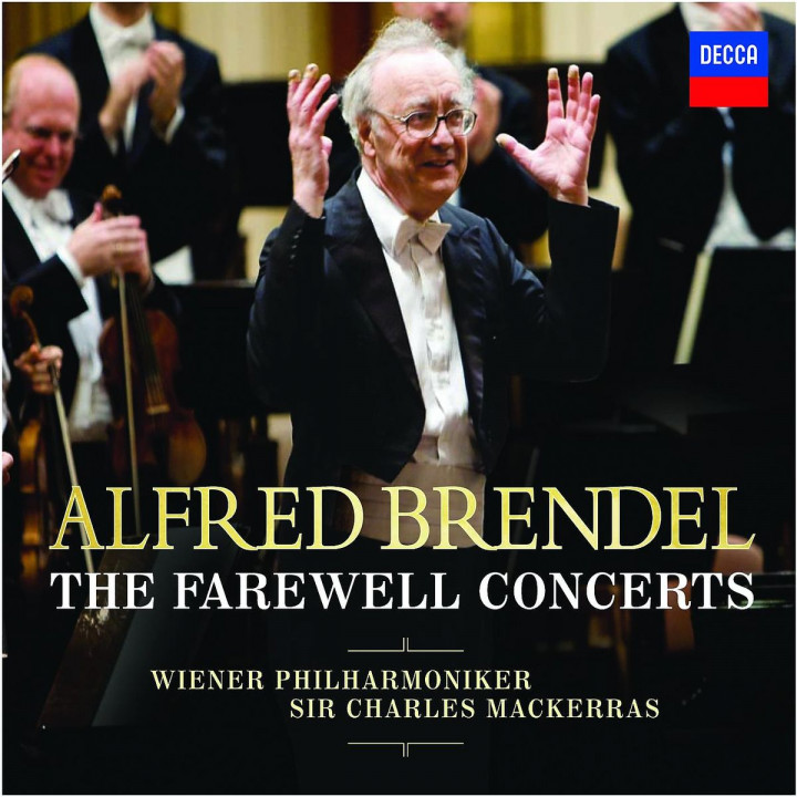 The Farewell Concerts: Brendel,Alfred/WP/Mackerras,Sir Charles