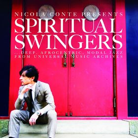 Nicola Conte, Nicola Conte Presents Spiritual Swingers, 00602527153773