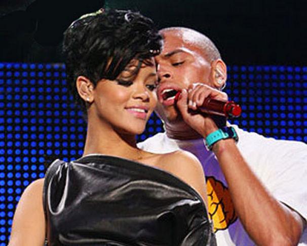 Rihanna, Besteht Chris' neues Album nur aus Songs für Rihanna?