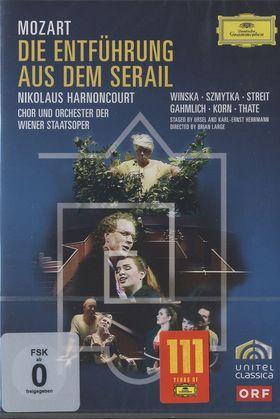 Nikolaus Harnoncourt, Mozart: Die Entführung aus dem Serail, 00044007345405