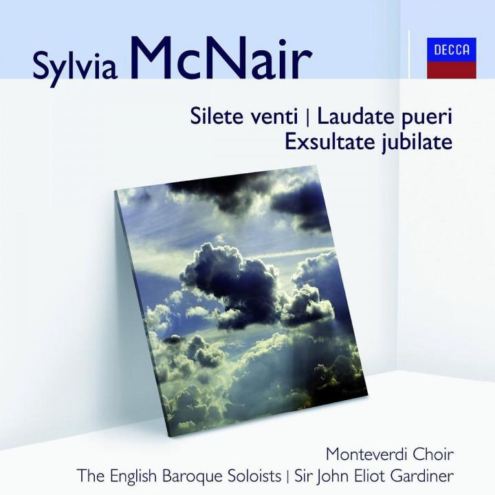 Sylvia McNair - Silete Venti (Audior): McNair,Sylvia/EBS/Gardiner