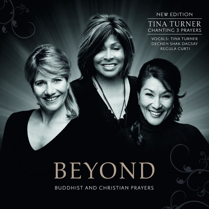 Beyond-Buddhist&Christian Prayers (New Edition): Turner,Tina/Curti,Regula/Shak-Dagsay,Dechen