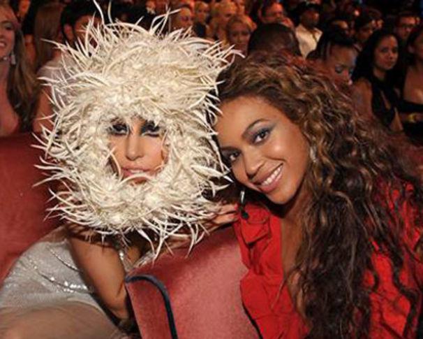 Lady Gaga, Lady Gaga im neuen Beyonce Video