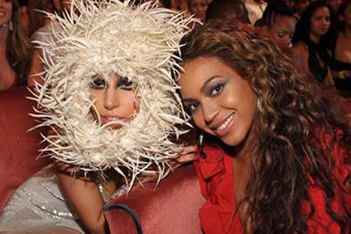 Lady Gaga + Beyonce