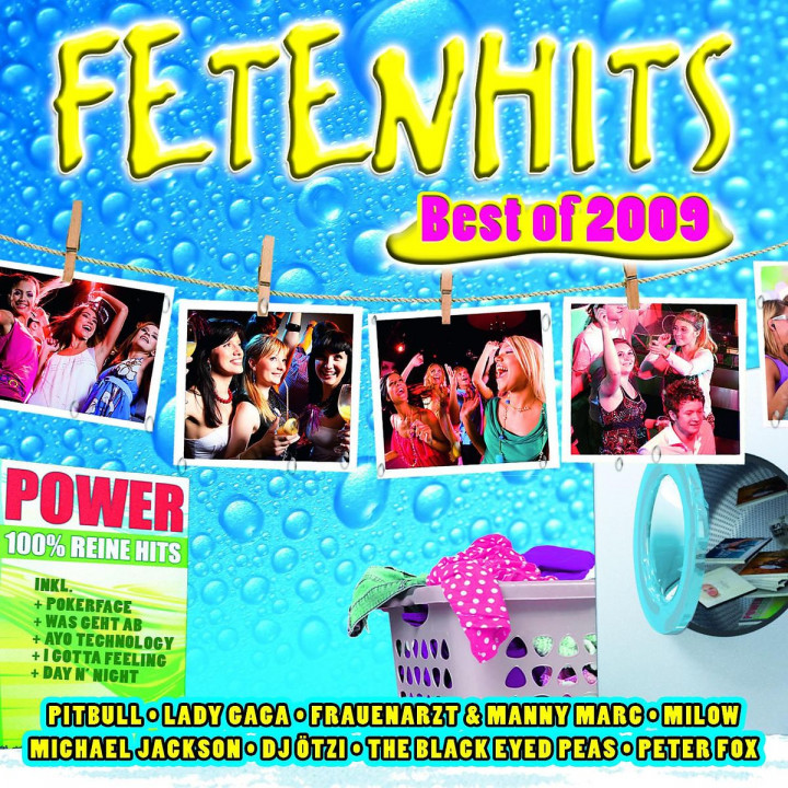 Fetenhits Best Of 2009