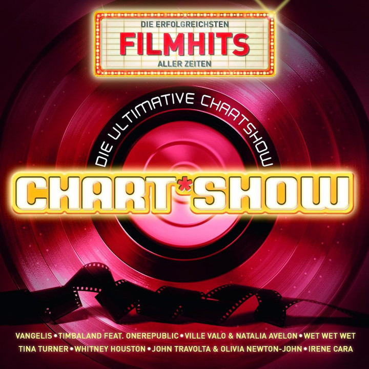 Die Ultimative Chartshow - Filmhits