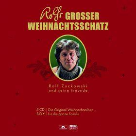Rolf Zuckowski, Rolfs großer Weihnachtsschatz, 00602527228563