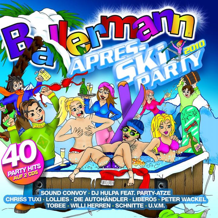Ballermann Apres Ski Party 2010: Various Artists