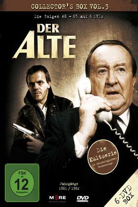 Der Alte, Der Alte Collector's Box Vol. 3 (18 Folgen/6 DVD), 04032989601998