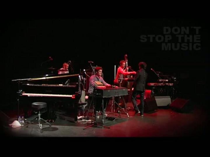 Jamie Cullum Live in Berlin 02.09.2009