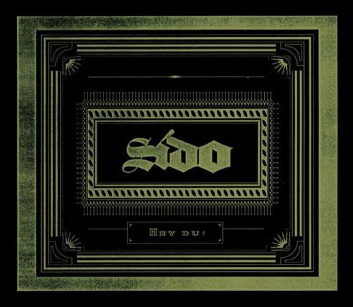 Sido Hey Du Single 2009 - groß