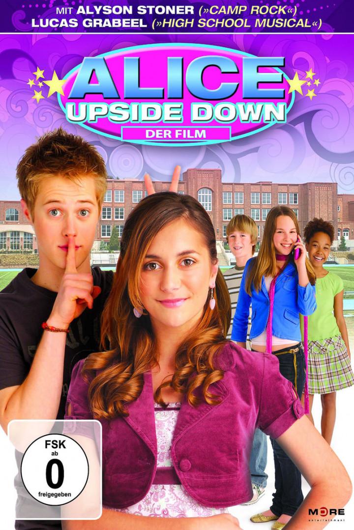 Alice Upside Down: Stoner,Alyson/Grabeel,Lucas/Perry,Luke u.a.
