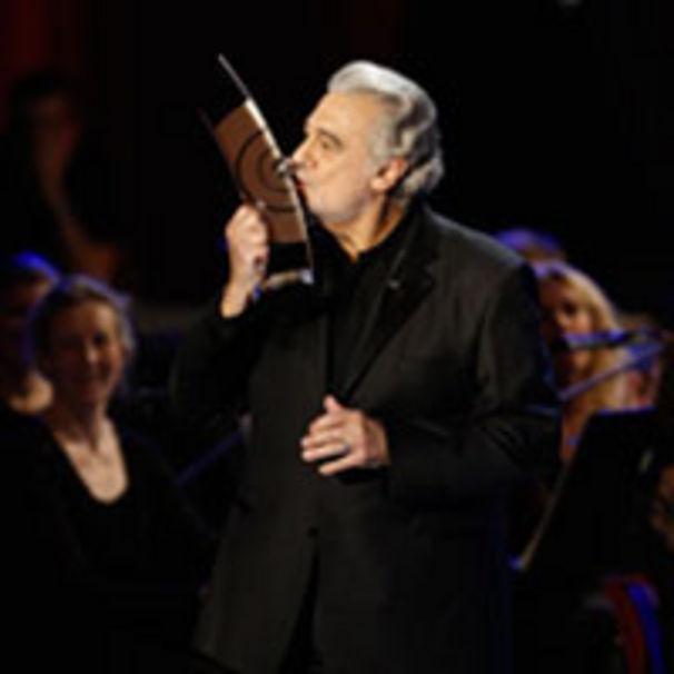 Plácido Domingo, Plácido Domingo für Lebenswerk ausgezeichnet