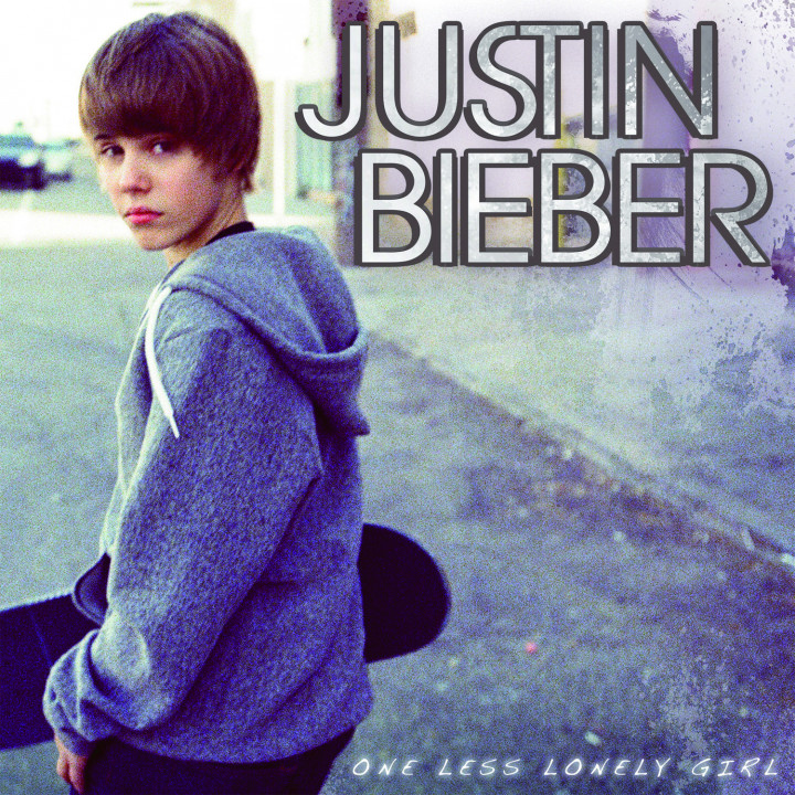 Justin Bieber One Less Lonely Girl Cover 2009