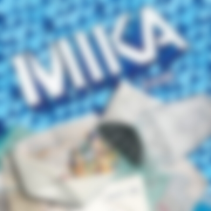 Mika ain Cover 2009