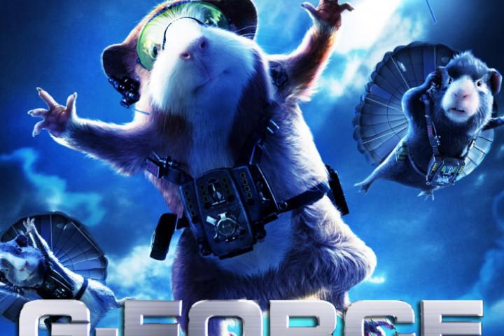 G Force Genreweb 2009