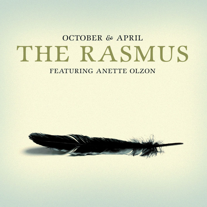 the Rasmus October & April Cover 2009