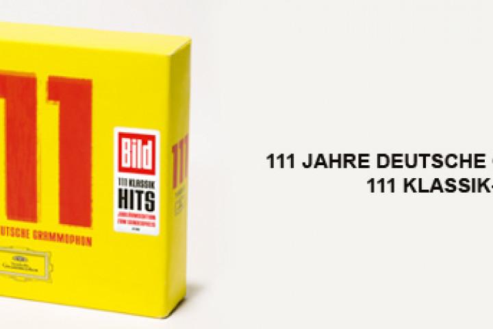 111 Jahre Deutsche Grammophon 111 Klassik-Hits