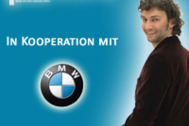 Jonas Kaufmann Gewinnspiel von KlassikAkzente in Kooperation mit BMW