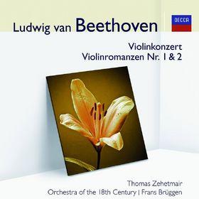 Ludwig van Beethoven, Violinkonzert / Violinromanzen 1 & 2 (Audior), 00028948024315