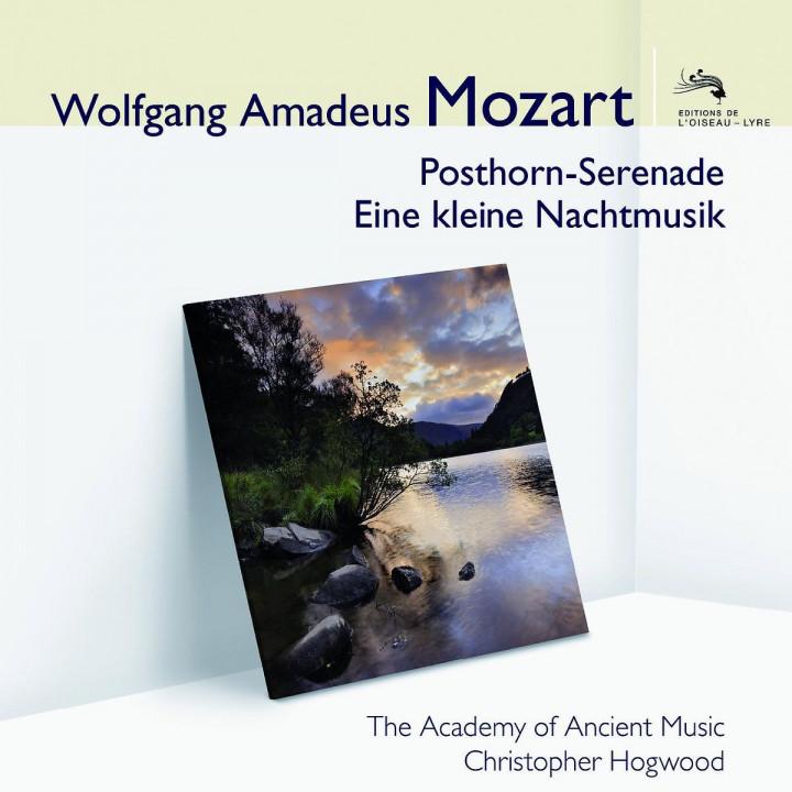 Posthorn-Serenade & Eine kleine Nachtmusik (Audior)