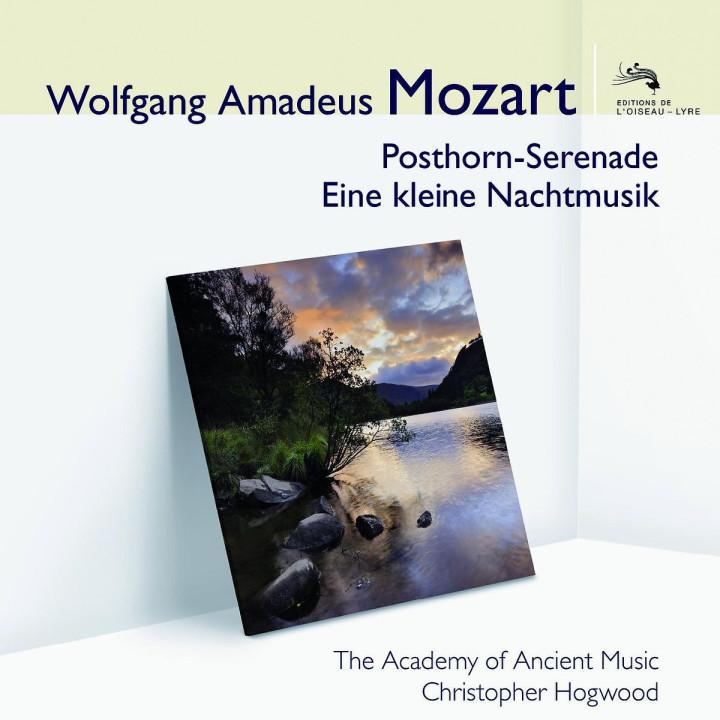 Serenaden Nachtmusik/Posthorn (Audior): Hogwood,Christopher/AAM