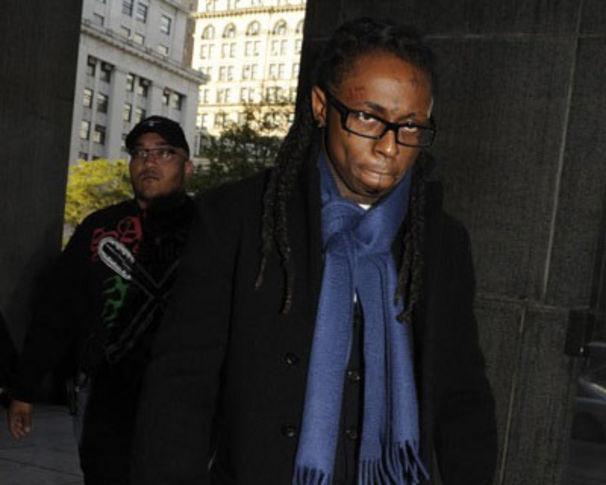 Lil Wayne, Lil' Wayne muss für ein Jahr in den Bunker!?