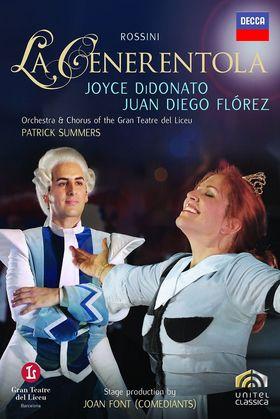 Juan Diego Flórez, Rossini: La Cenerentola, 00044007433058
