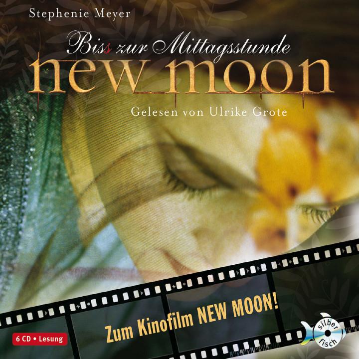 Stephenie Meyer: New Moon - Biss zur Mittagsstunde: Grote,Ulrike