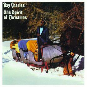 Ray Charles, The Spirit Of Christmas, 00888072316713