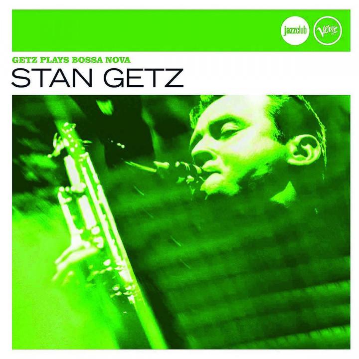 Plays Bossa Nova (Jazz Club): Getz,Stan