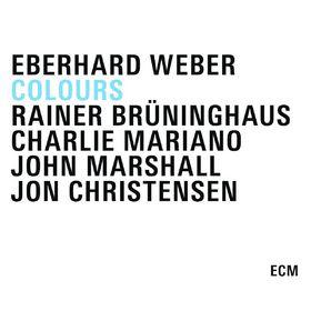 Eberhard Weber, Colours, 00602527196381