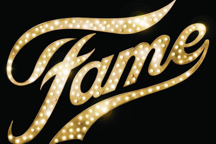 Fame Logo Original Motion Soundtrack