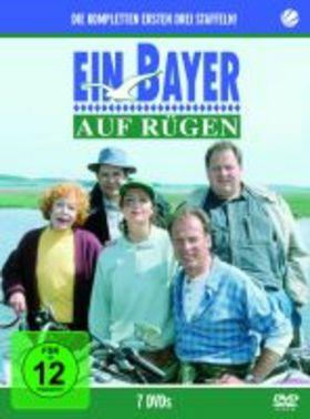 Wolfgang Fierek, Ein Bayer auf Rügen - Staffel 1-3 (7 DVD), 00602527085104