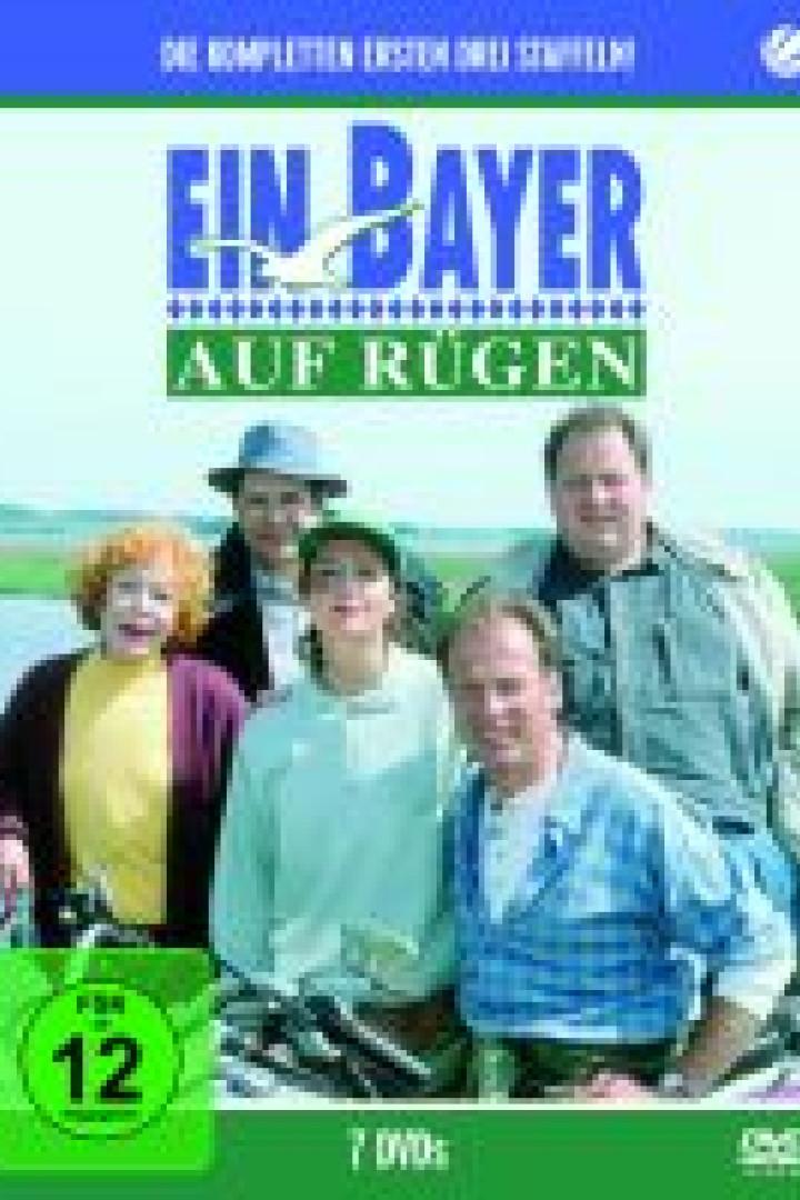Wolfgang Fierek - Ein Bayer auf Rügen - Staffel 1-3 (7 DVD)